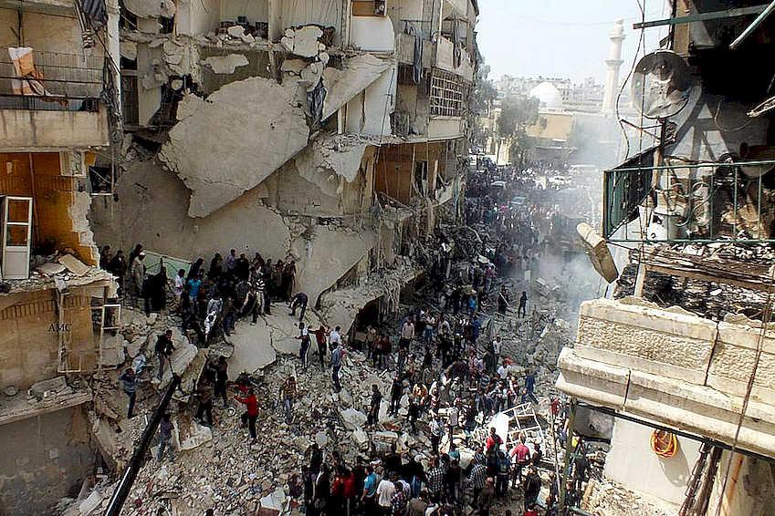 Scenari economici di guerra... in Medio Oriente e non solo