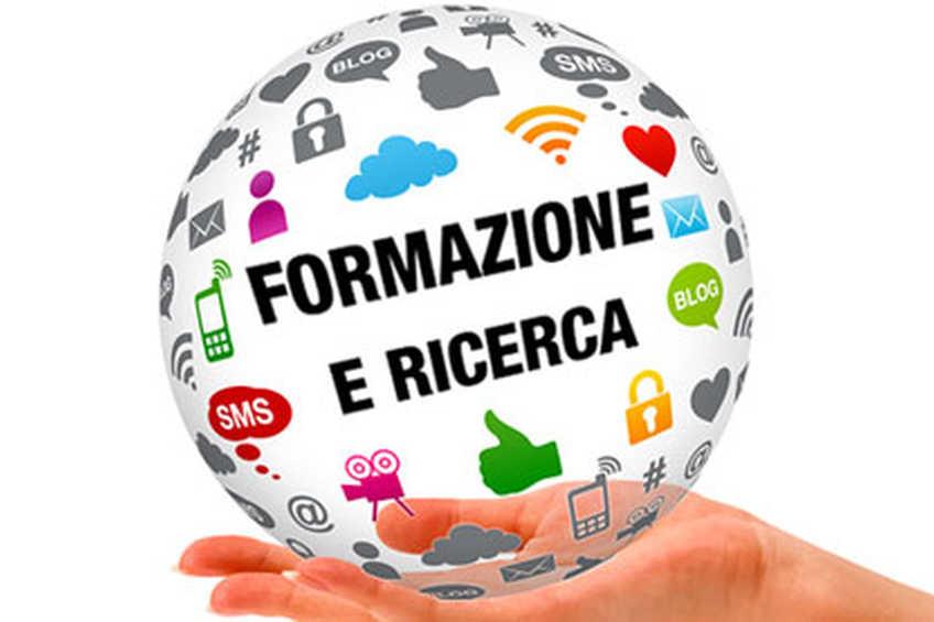Ricerca e formazione in Italia