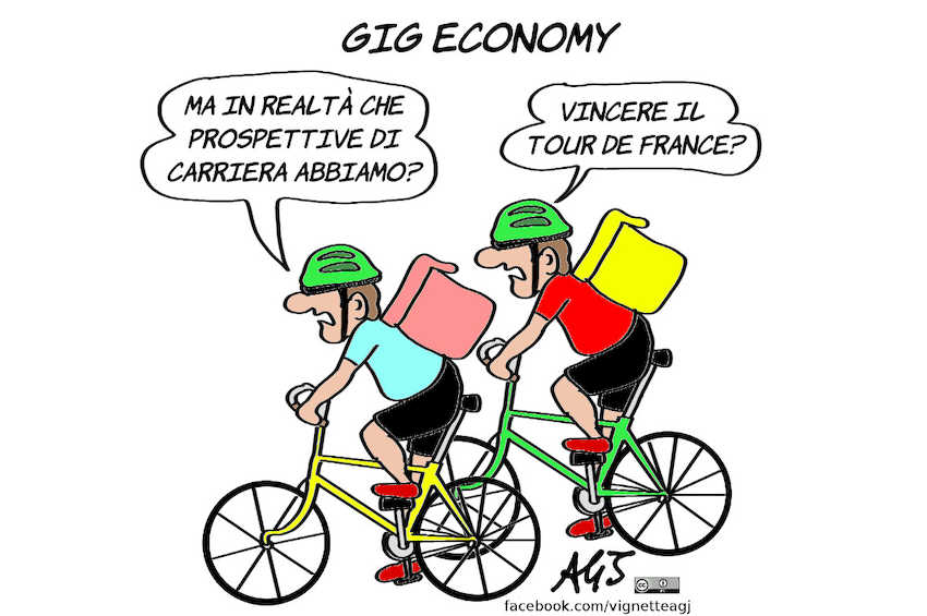 Le insidie della Gig Economy