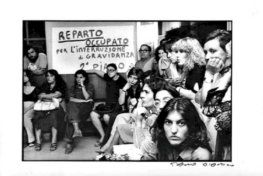 Ripartiamo dal repartino: 40 anni di lotte femministe