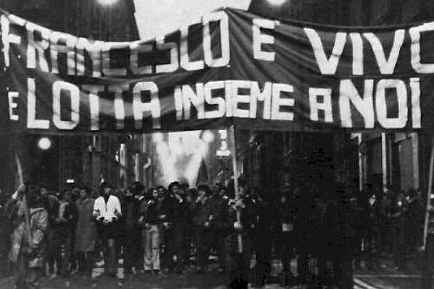 Bologna, marzo 1977